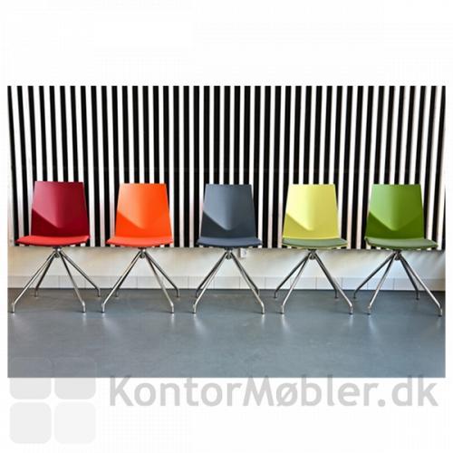 Four Cast´2 One kan vælges i mange farver