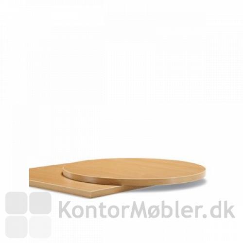 Bordplade i bøgemelamin