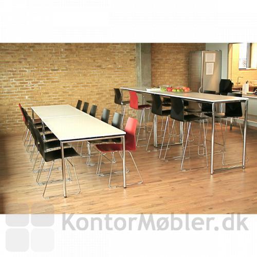 Four Standing bord og højbord.