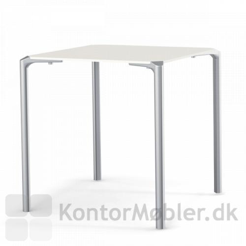 Jump cafébord med hvid bordplade