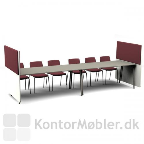 Four Real 74 bord med RinR rumdeler