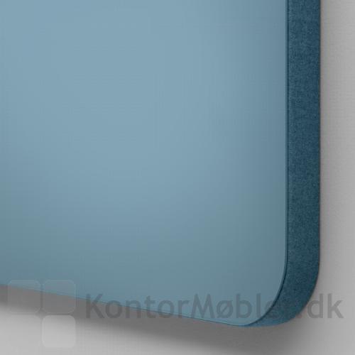 Mood Fabric Wall glastavle med lydabsorberende fyld - Clever 300 og Balance LHT41