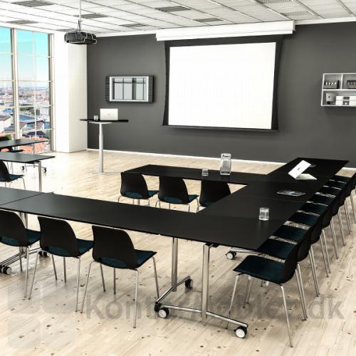 Flip top bord i møde lokale