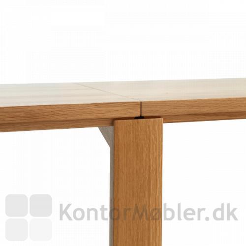 Session mødebord bordben i bordplade sammensetning