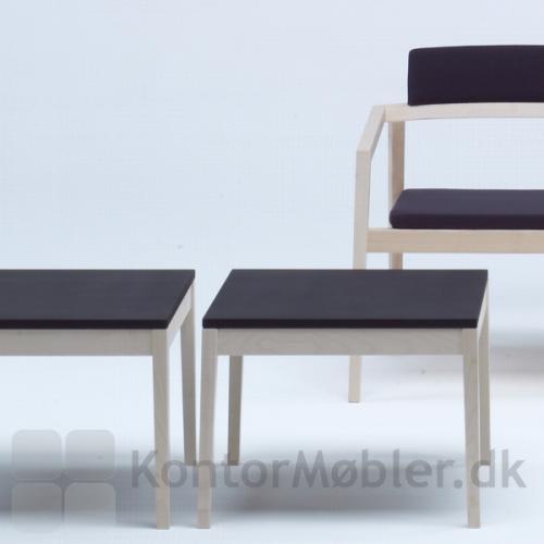 Session lave borde kan vælges i flere størrelser