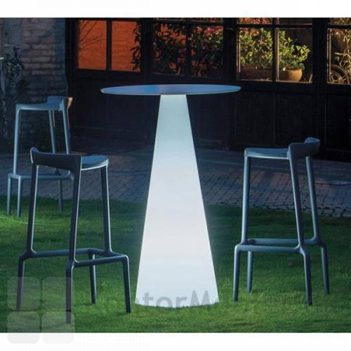 Happy barstol til udendørs brug