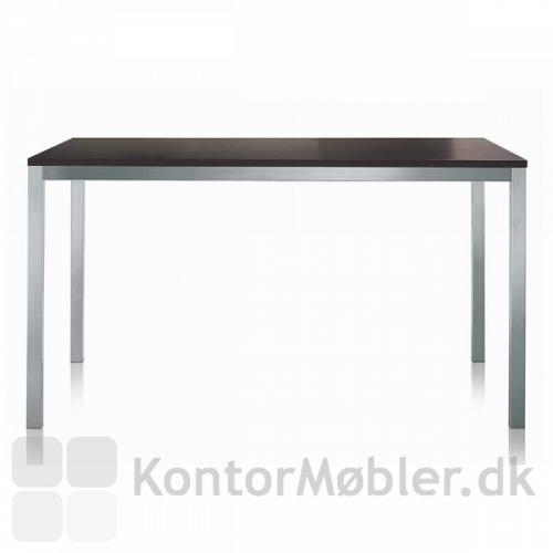 Kuadro bord med sort laminat