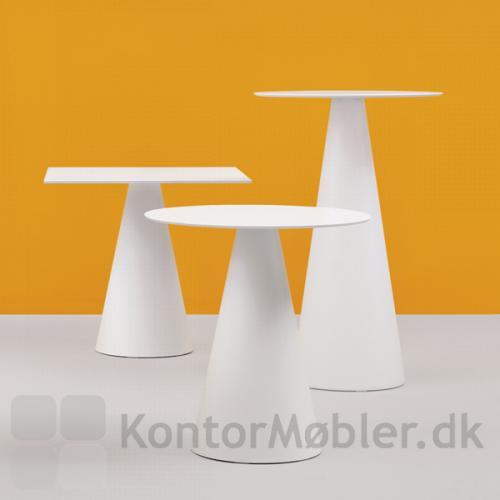 Ikon bordet kan vælges med bordhøjde 46 cm eller 71 cm