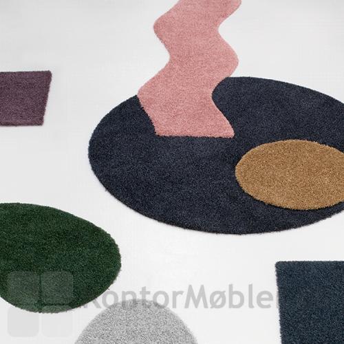 Ege tæpper - vælg mellem 11 designede tæppe former i flere forskellige størrelser