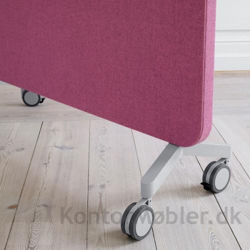 Mood Fabric Mobile har kraftige hjul