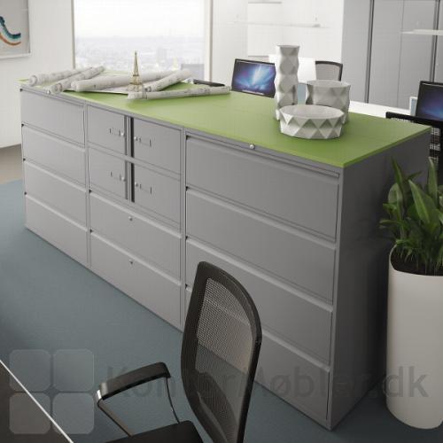 Essentials arkivkommode til opbevaring på kontor