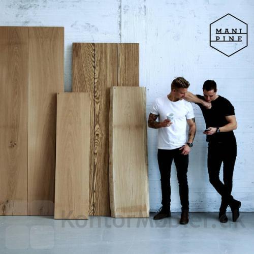 Mani Pine er ægte dansk håndværk, designet og udført af Nicolai og Jonas