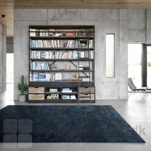 Epoca Moss tæppe giver rummet dit personlige touch