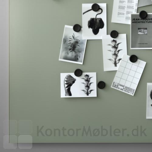 Nyd den dybe og silkeagtige farve på Mood Silk glastavlen