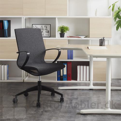 Vision kontorstol er stilfuld og enkel