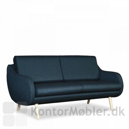 Hana sofa kan vælges til 2,5 eller 3 personer