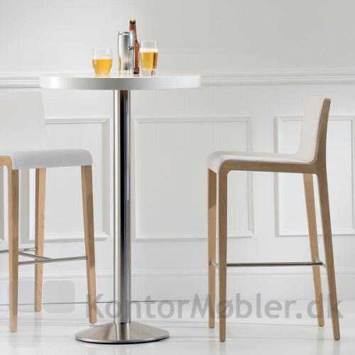 Tonda cafébord egner sig både til café, restaurant og hotel