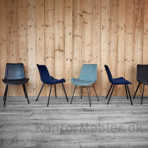 Hype stole i forskellige farver