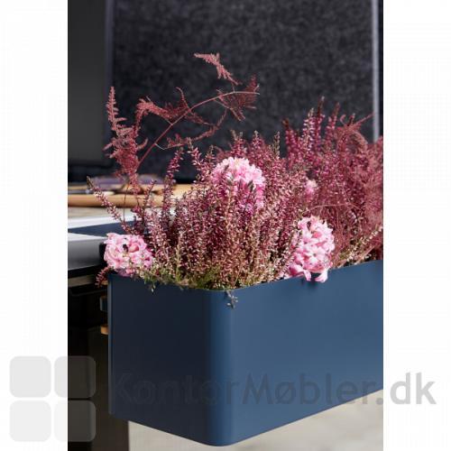Blomsterkasse og opbevaring i smukt design