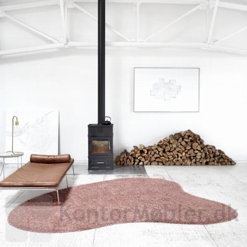 Soft Dreams Lux Gulvtæppe figur 19 i pink farvenr. 0810410