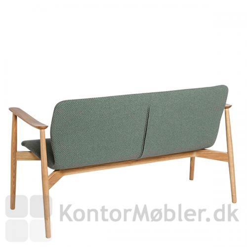 Butterfly Classic lounge sofa kan sagtens stå frit