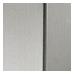 Børstet stål ( 500,-)