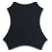 Sort læder (405,-)