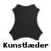 Vintage sort kunstlæder (200490700)