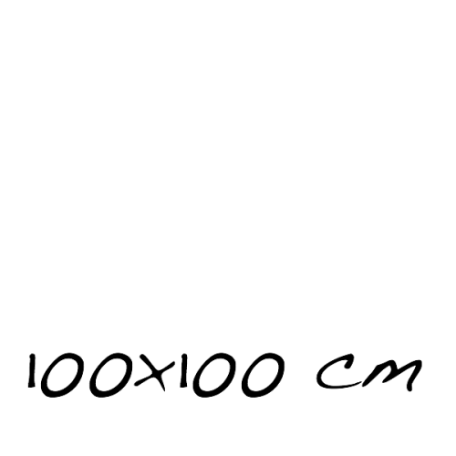 100x100 cm (0,-) (41534M-130)
