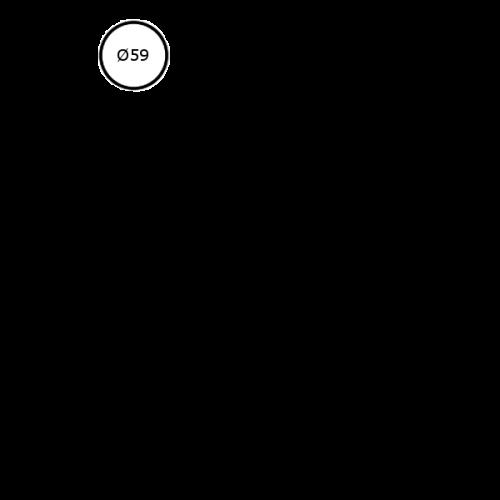 Ø59 cm