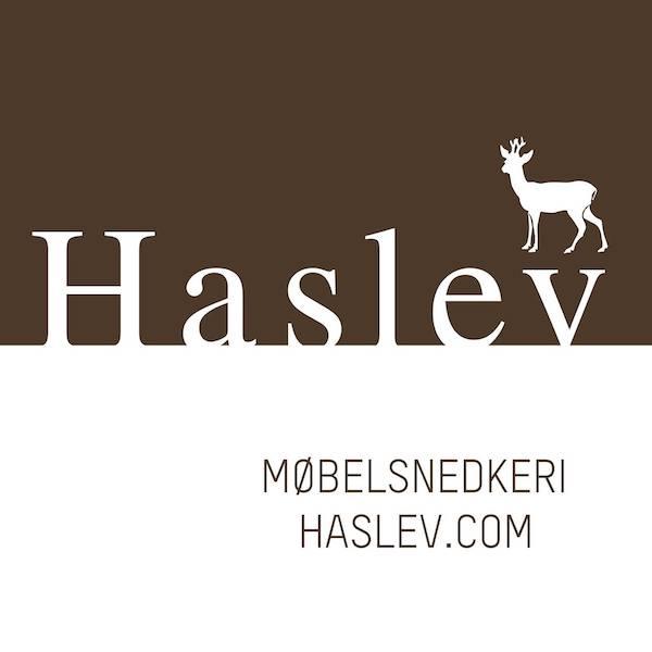 Haslev moebelsnedkeri logo
