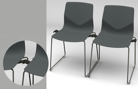 Tilbehør til stole