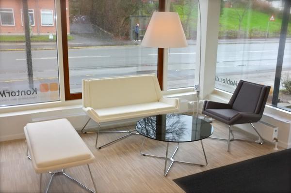 Kontormøbler.dk kontor i Risskov